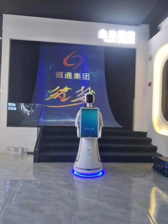 南通展厅讲解机器人值得信赖 和谐共赢 昆山新正源机器人智能科技供应
