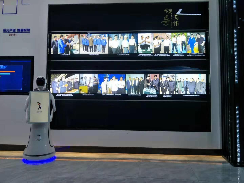 山东专业党建导览机器人销售价格 真诚推荐 昆山新正源机器人智能科技供应