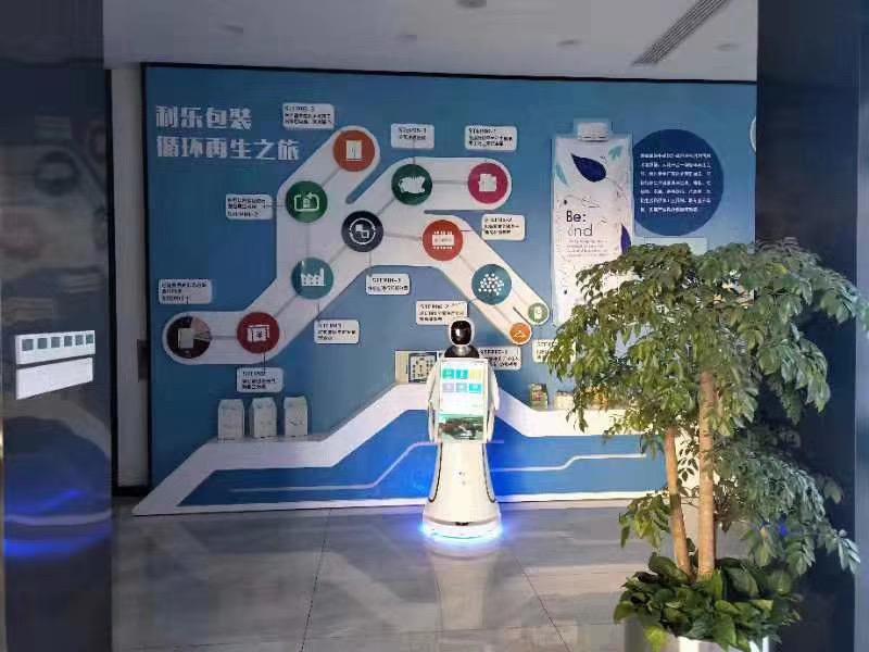 柳州直销党建导览机器人 有口皆碑 昆山新正源机器人智能科技供应