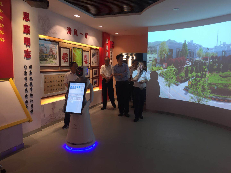哈尔滨迎宾服务机器人欢迎来电 欢迎来电 昆山新正源机器人智能科技供应