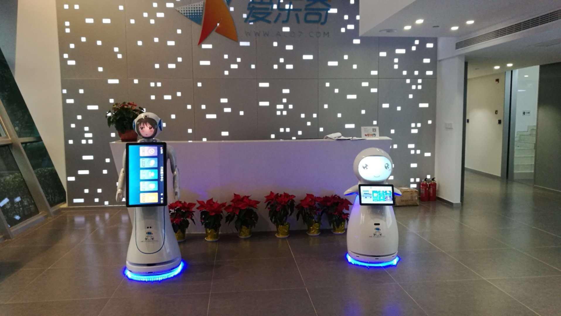 红外测温机器人货真价实,红外测温机器人