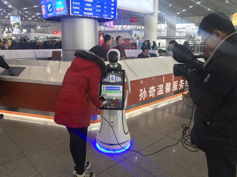 陜西智能迎賓接待機器人 誠信經營 昆山新正源機器人智能科技供應