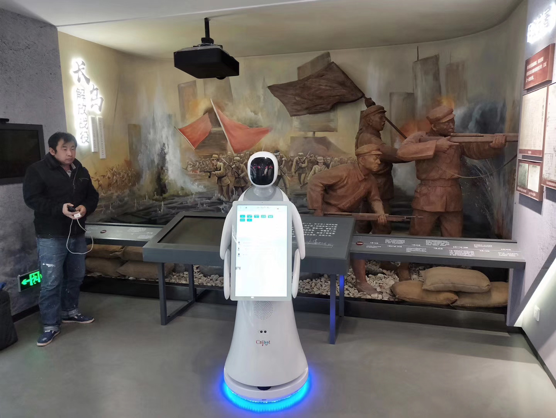 漳州智能机器人销售电话 和谐共赢 昆山新正源机器人智能科技供应