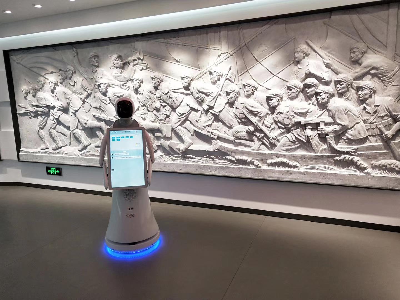 福建专业展厅讲解机器人报价 创造辉煌 昆山新正源机器人智能科技供应
