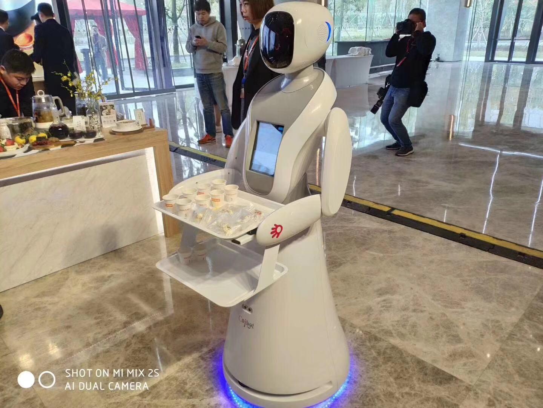 洛阳送餐机器人欢迎来电 欢迎来电 昆山新正源机器人智能科技供应