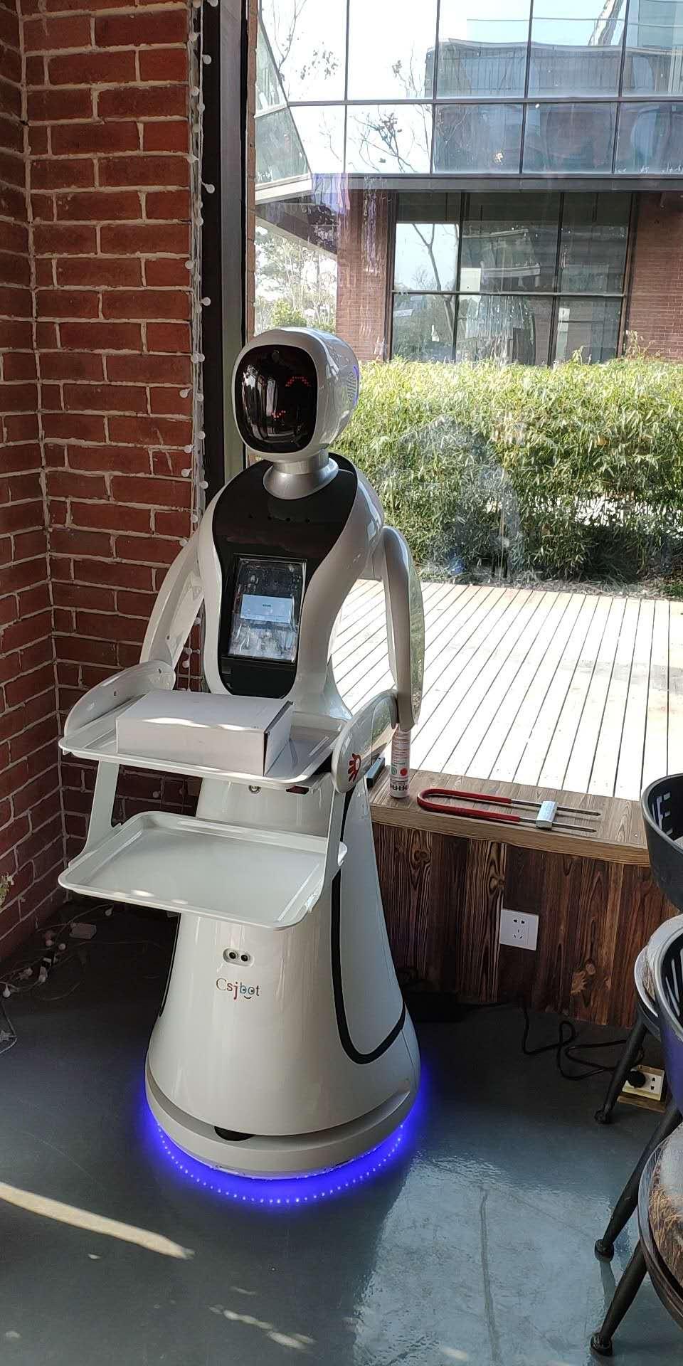 陕西送餐机器人销售价格 诚信服务 昆山新正源机器人智能科技供应