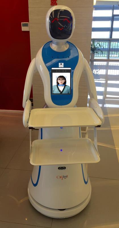江苏红外测温机器人市场报价 诚信服务 昆山新正源机器人智能科技供应