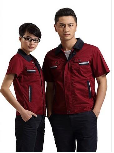 上海夏季工作服规格尺寸齐全,工作服