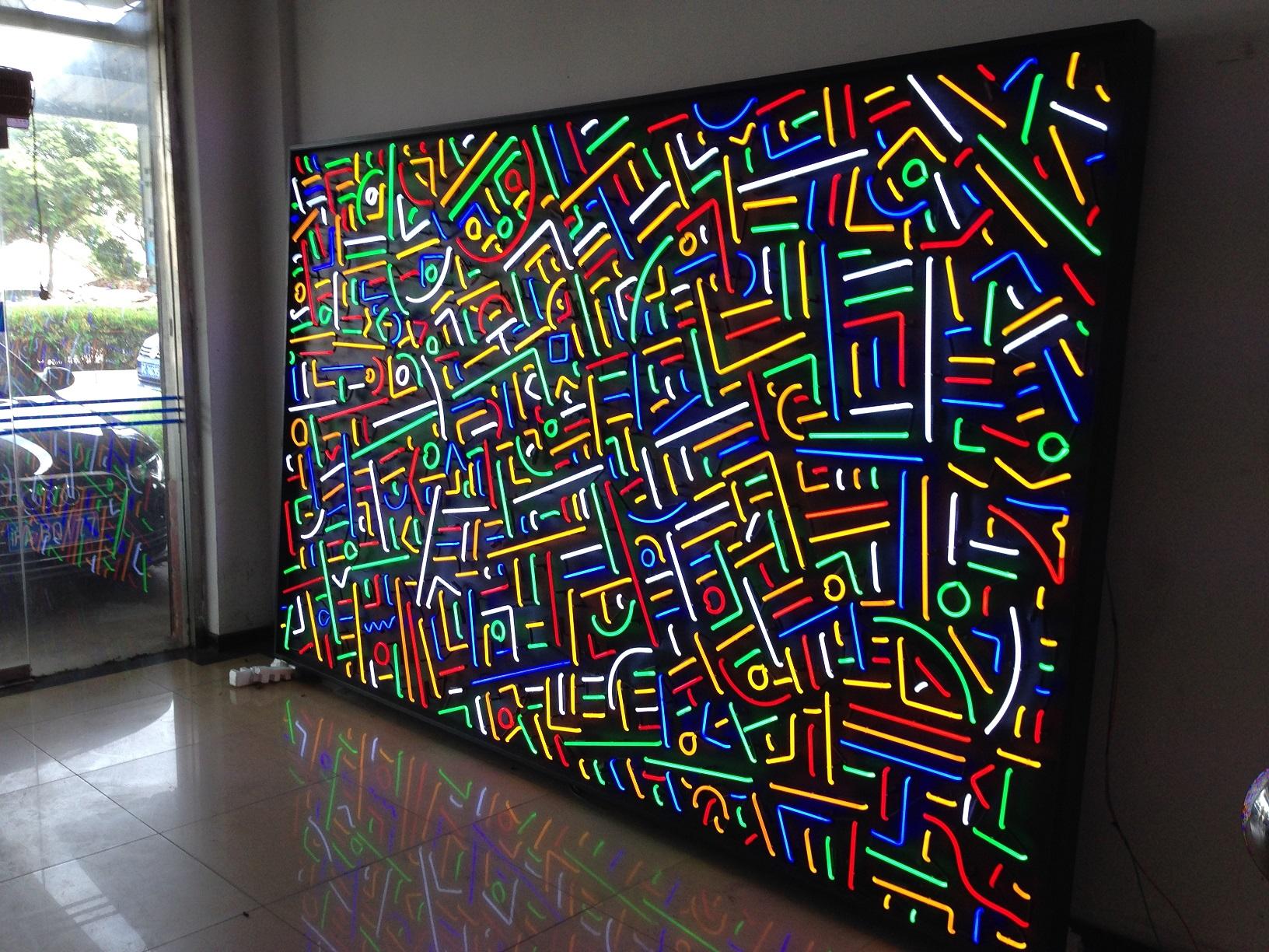 浙江老式霓虹燈「上海耀海霓虹燈供應」