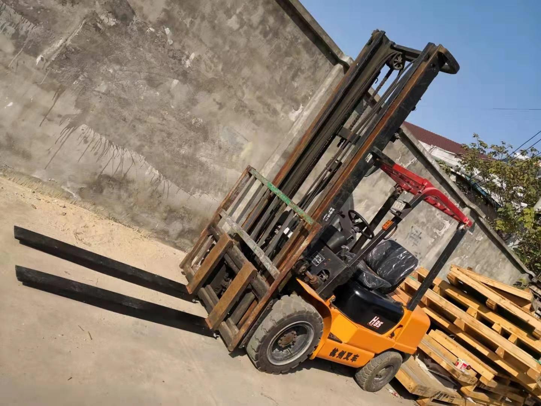 上海合力3吨二手叉车 值得信赖 源垌供