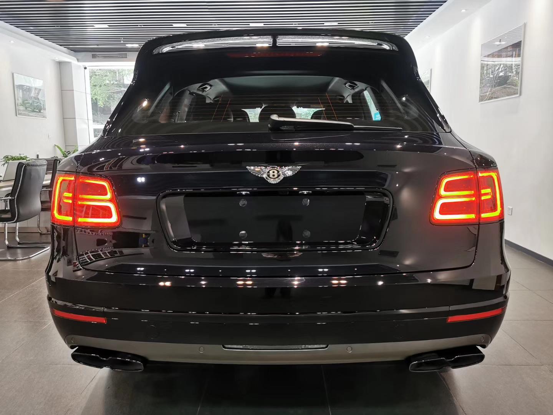 19款宾利添越 V8试驾 欢迎来电「深圳市易车会汽车销售服务供应」
