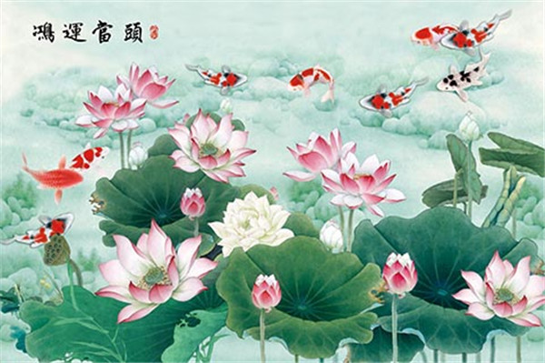 济源广场陶瓷壁画批发 艺林瓷砖壁画供应