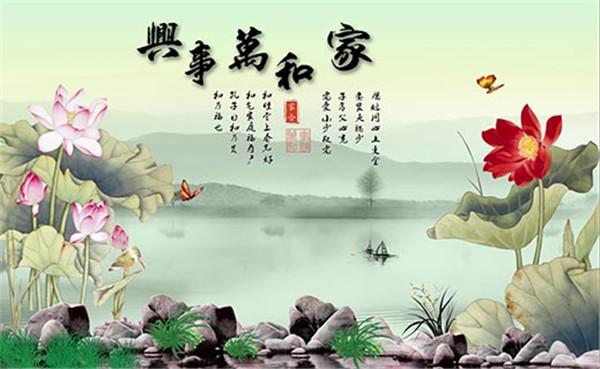 长治瓷板画设计 艺林瓷砖壁画供应