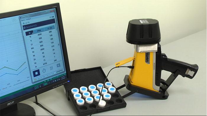 上海手持式文物科技分析仪 欢迎来电 上海赢洲科技供应