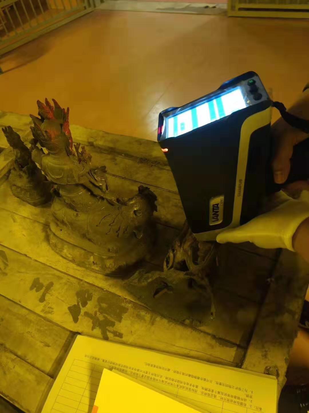 山东小型台式文物保护专用仪器 上海赢洲科技供应