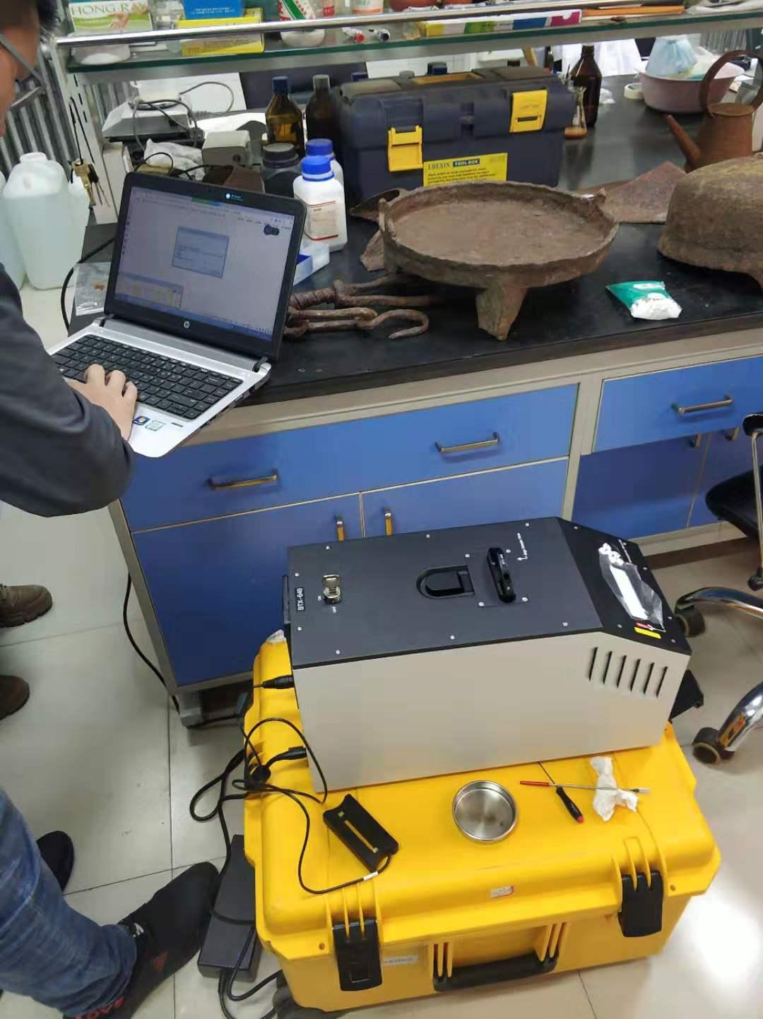 上海手持文物考古光谱仪 欢迎咨询 上海赢洲科技供应