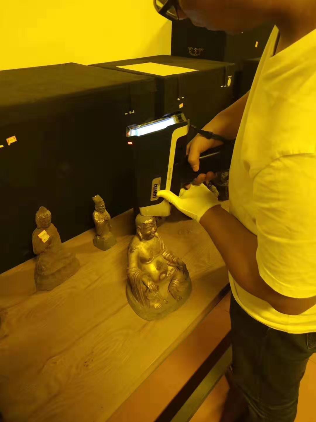 河北台式文博考古检测仪器一级代理商 上海赢洲科技供应