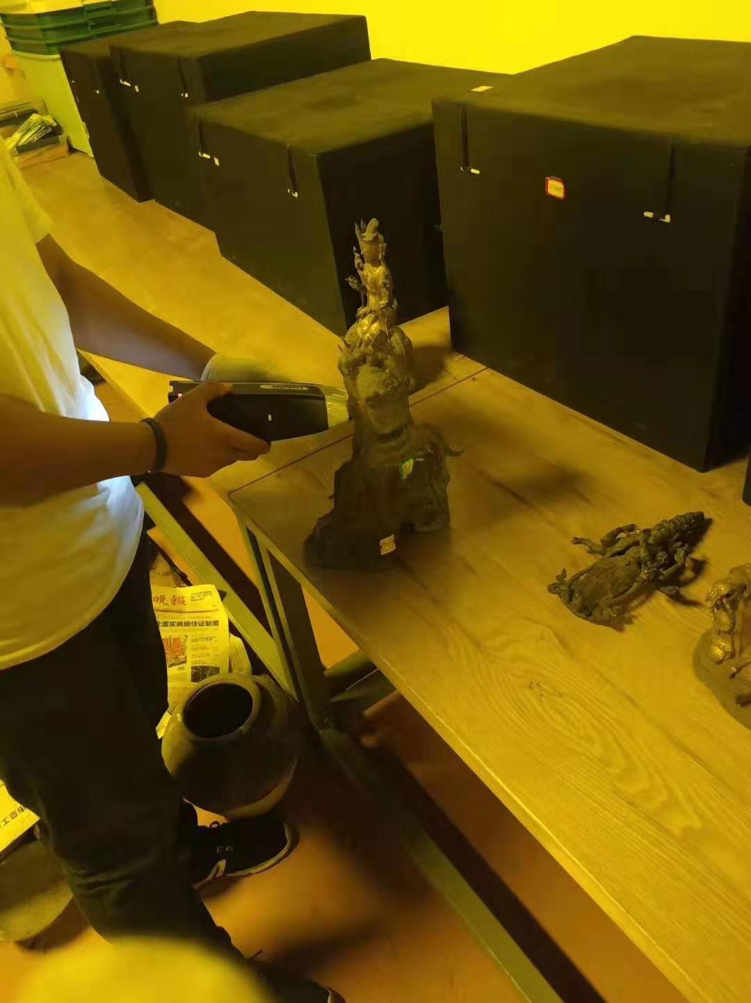 河北便携式文博考古分析仪器一级代理商 上海赢洲科技供应