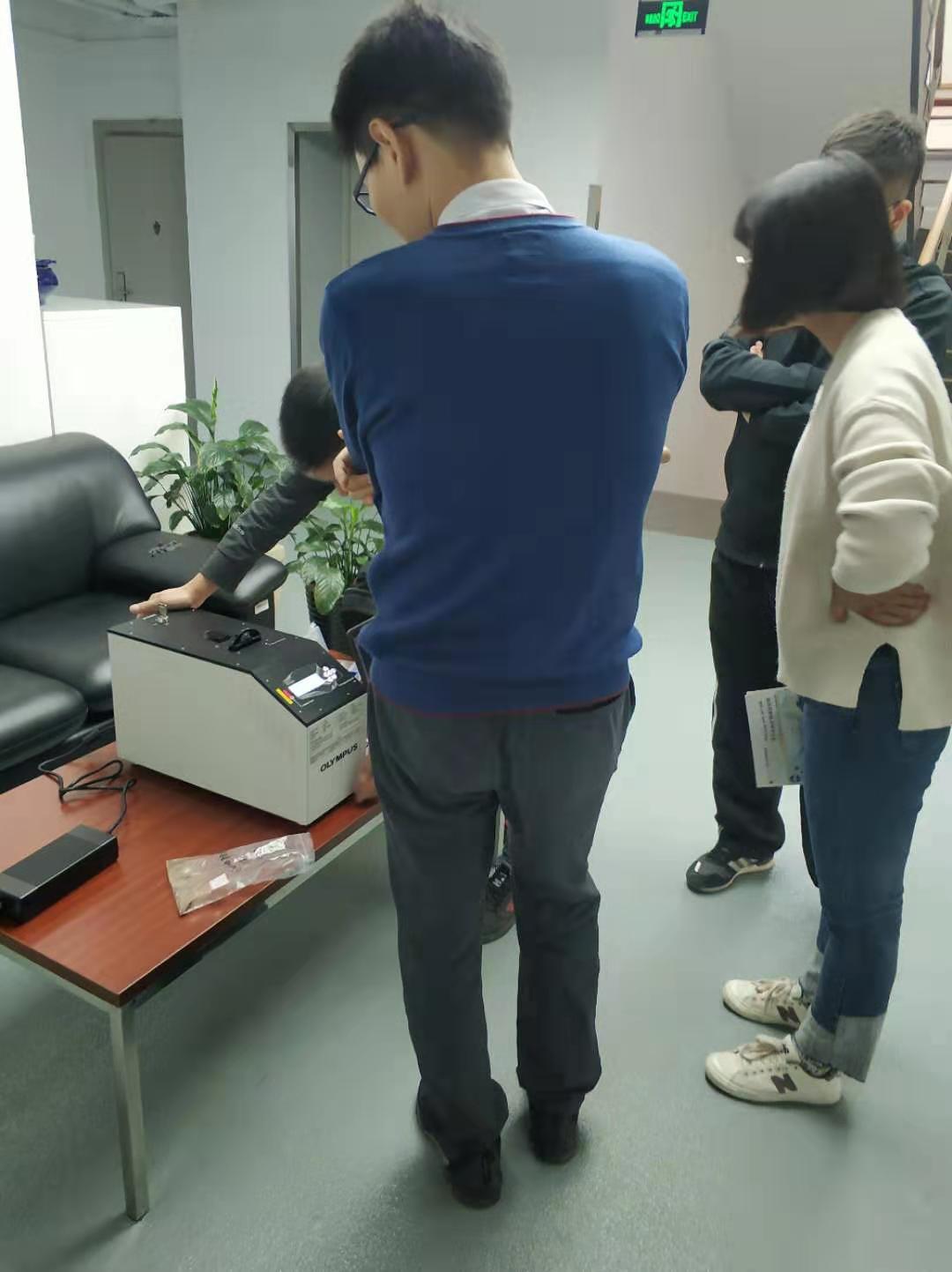 长沙古墓勘探手持式考古分析仪进口 欢迎咨询 上海赢洲科技供应