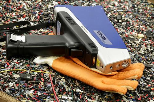 手持XRF金属分析仪用于能源业,金属分析仪