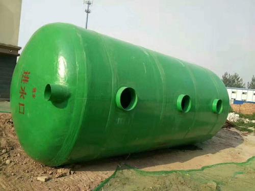 泰州本地玻璃钢化粪池多少钱「江苏义源贞环境工程供应」