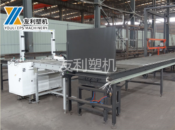 陕西EPS全自动连续切割机设备厂家 淄博友利机电设备供应