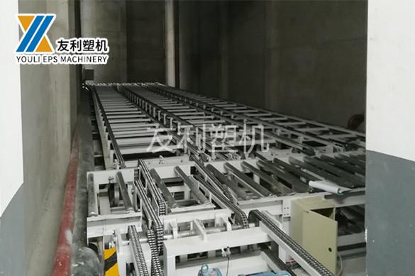 西藏EPS线条生产全套设备价格 淄博友利机电设备供应