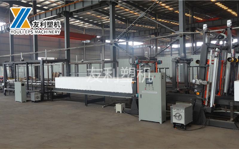 德州EPS线条机械设备设备厂家 淄博友利机电设备供应