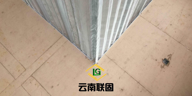 丽江优质中空内模金属网轻质隔墙生产基地 欢迎来电「云南联固建筑材料供应」