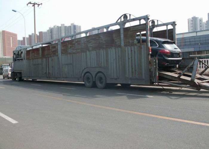 上海汽车物流费用 服务至上 云南灵龙物流供应