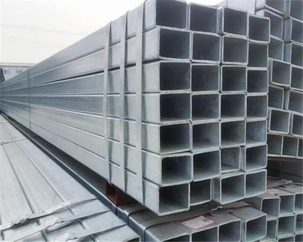 德宏Q345C鍍鋅方管廠家「云南貿軒鋼材廠家批發供應」