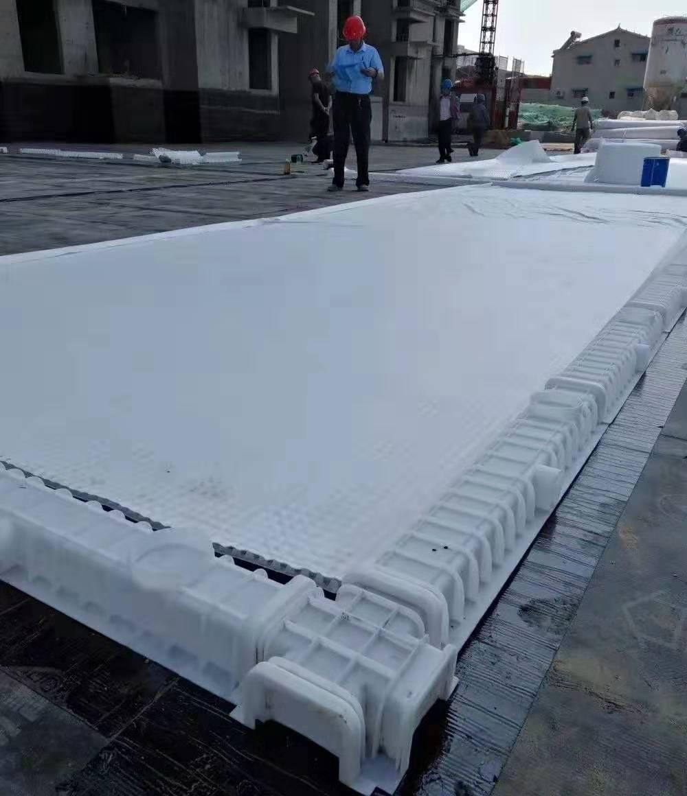 昆明PP模块雨水收集系统厂家 信息推荐 昆明元森商贸供应