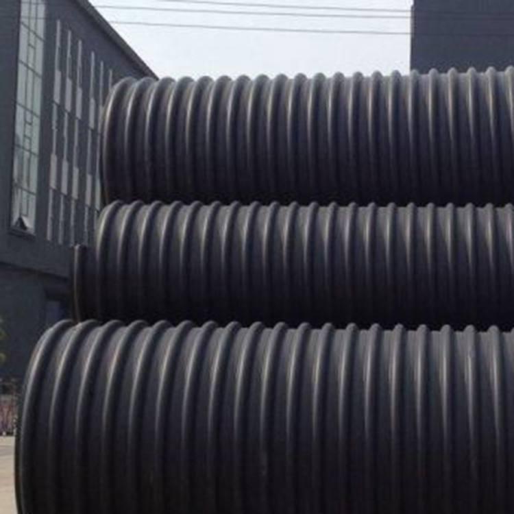 昆明排污波纹管规格型号 铸造辉煌 昆明元森商贸供应