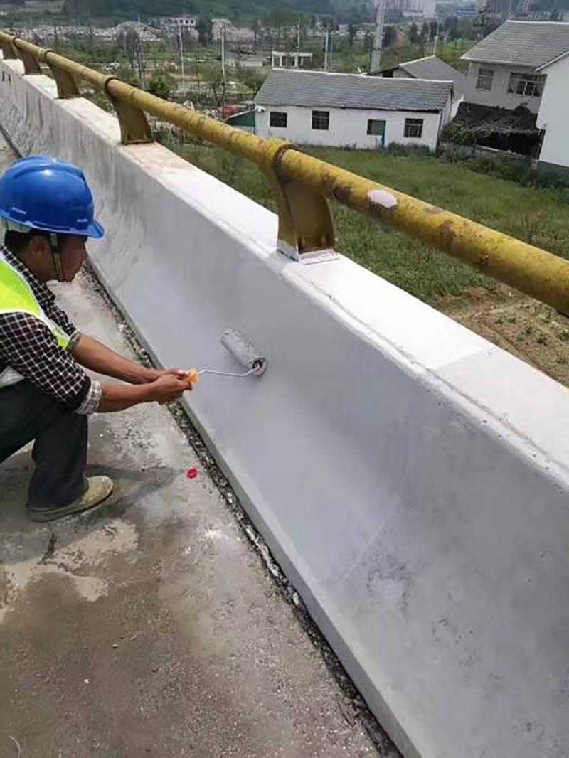 湖南桥梁防撞墙防腐防水涂装多少钱,桥梁防撞墙防腐防水涂装