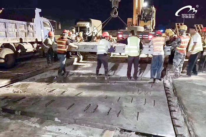 吉林混凝土路面修补料推荐厂家 创新服务「北京中德新亚建筑供应」