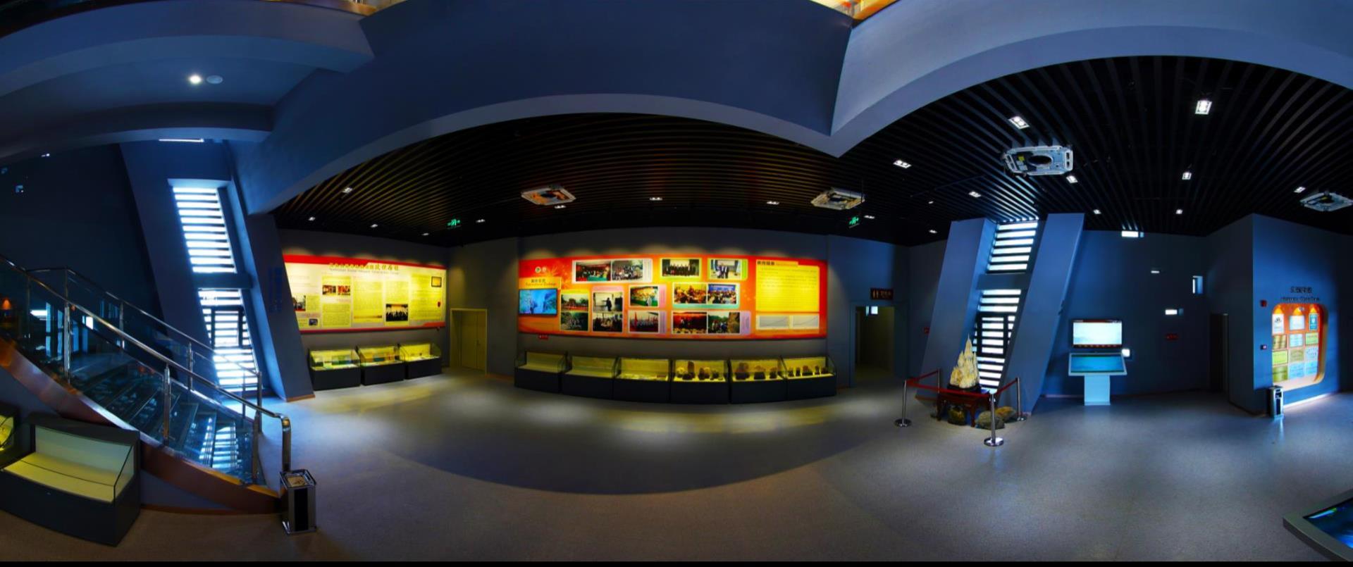 迎泽区本地数字投影展厅电话「深圳智飞亚智能科技供应」