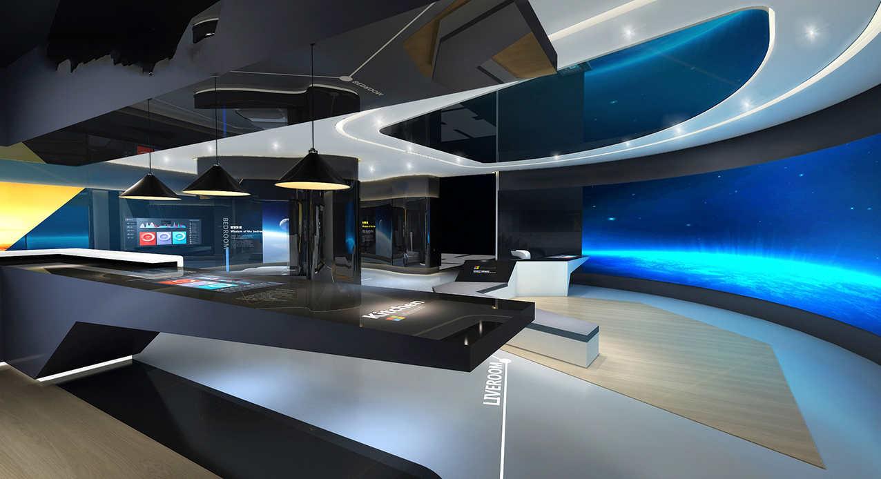 广州党建数字投影展厅价格「深圳智飞亚智能科技供应」