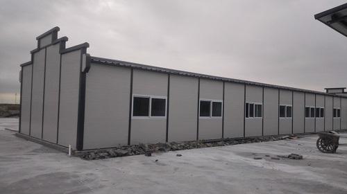 浙江彩钢板活动房多少钱 值得信赖 宁波挣友工程安装供应