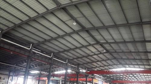 宁波优良钢结构厂房货源充足 贴心服务 宁波挣友工程安装供应