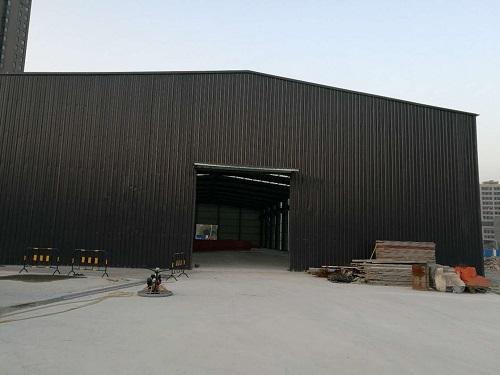 宁波专用钢结构厂房价格 欢迎咨询 宁波挣友工程安装供应