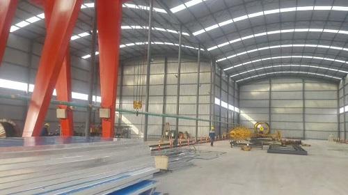 宁波钢结构厂房服务至上 服务为先 宁波挣友工程安装供应