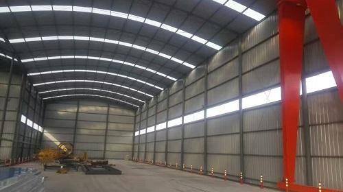 浙江专业钢筋棚高性价比的选择 创造辉煌 宁波挣友工程安装供应
