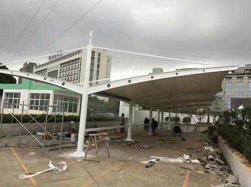 杭州优良钢筋棚高性价比的选择 和谐共赢 宁波挣友工程安装供应