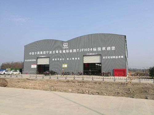宁波钢结构厂房优质代理商 诚信互利 宁波挣友工程安装供应
