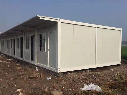 北仑区高品质住人集装箱 信息推荐 宁波挣友工程安装供应