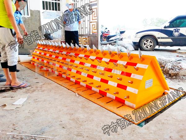 山西路障机升降柱生产厂家哪家好 深圳市中方智能供应
