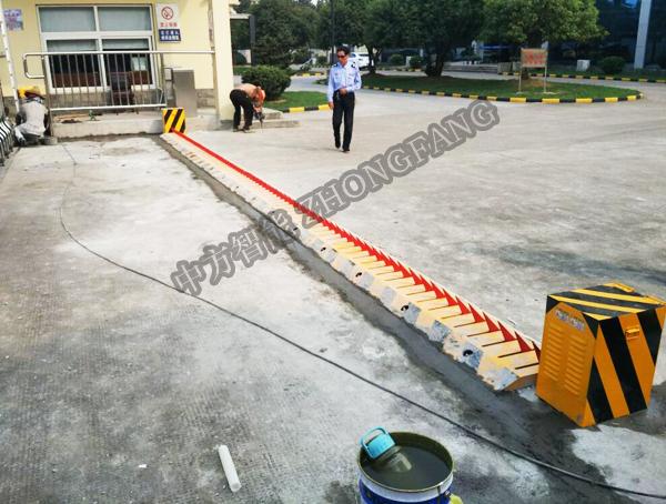 安徽破胎器路障生产厂家 深圳市中方智能供应