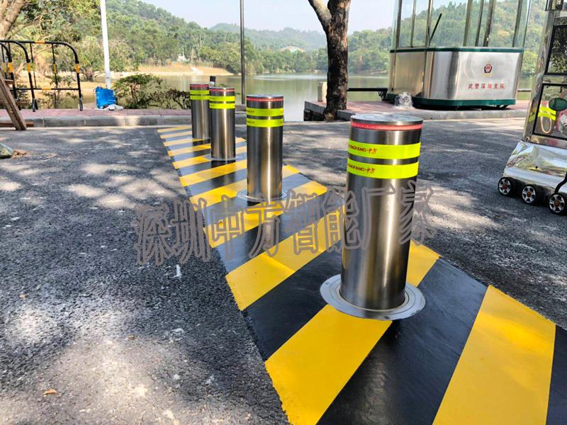 北京阻車升降柱 深圳市中方智能供應