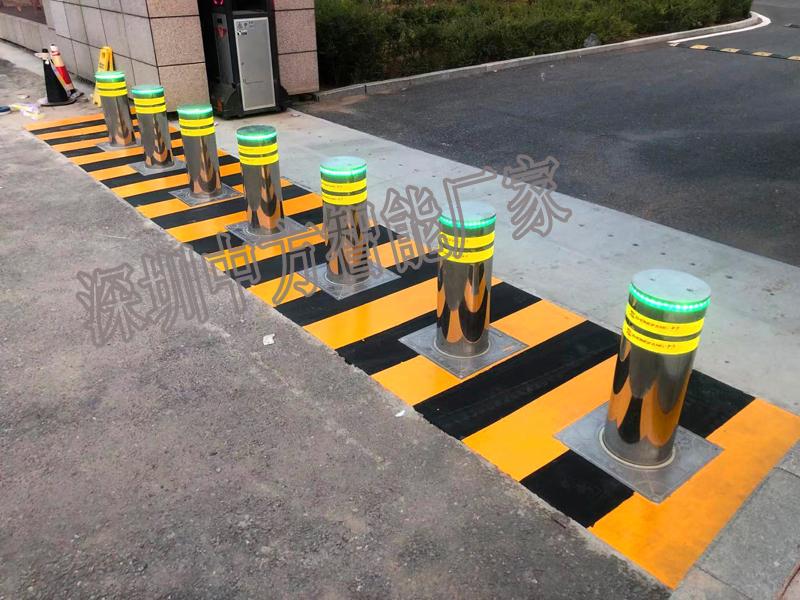 天津升降柱路障哪个牌子好 深圳市中方智能供应