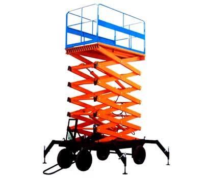 梁溪区大型电动升降机租赁公司 欢迎来电「无锡中亨富机械租赁供应」
